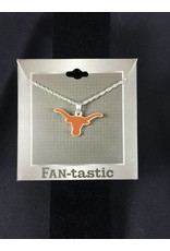 Texas Longhorns Necklace