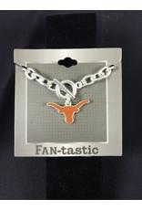 Texas Longhorns Bracelet