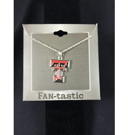 TT Red Raiders Necklace