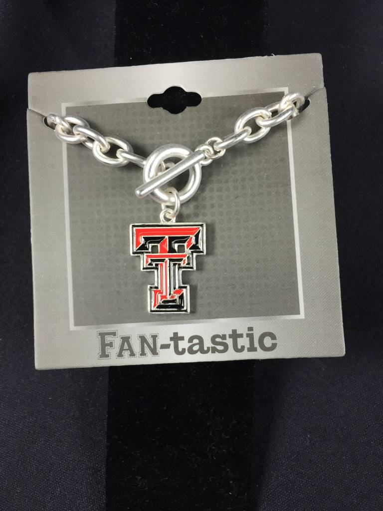 TT Red Raiders Bracelet