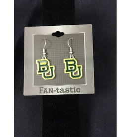 Baylor Bears Earrings