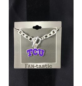 TCU Horned Frogs Bracelet