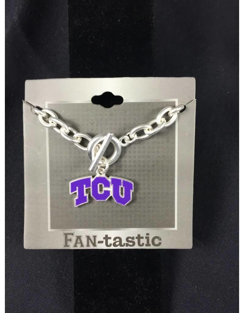 TCU Horned Frogs Bracelet