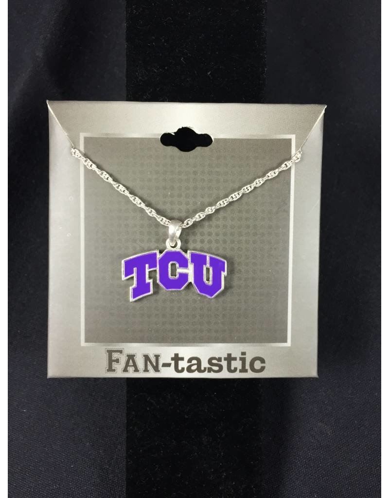 TCU Horned Frogs Necklace