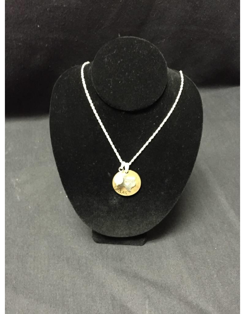 Necklace - Texas Home