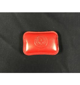 Paperweight - Red Calf - Rectangle - Texas State Seal