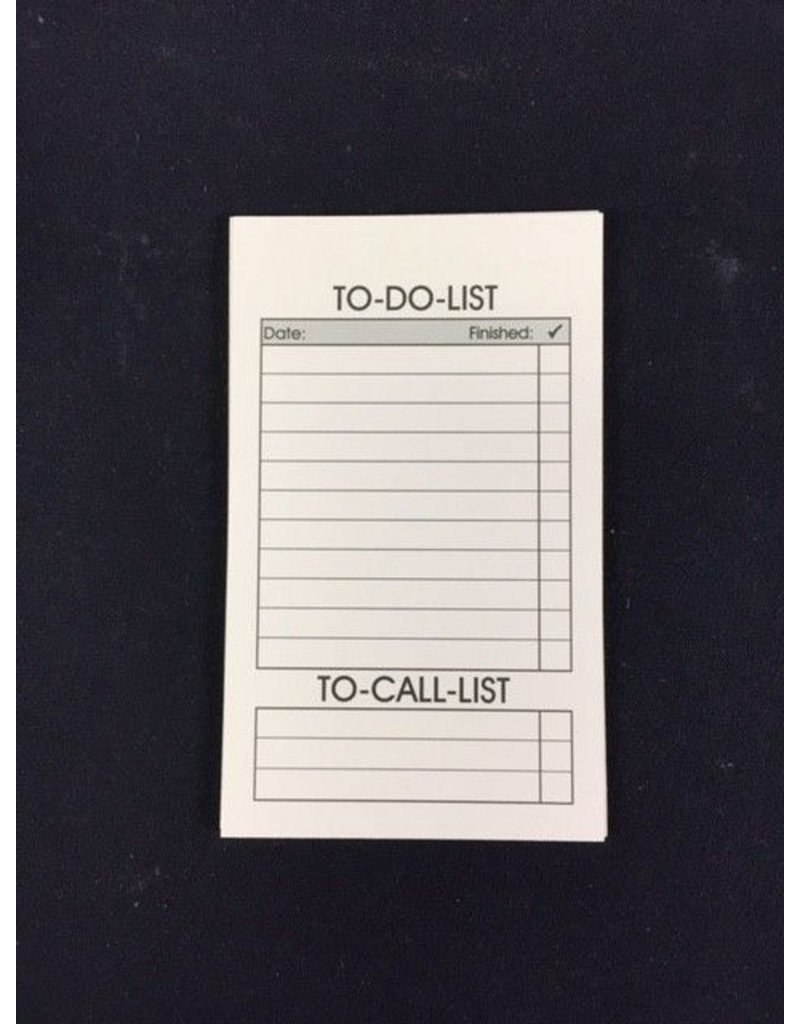 Refill - To Do List