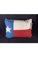 Texas Pillow - Lone Star Flag