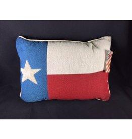 Texas Pillow - Lone Star Flag