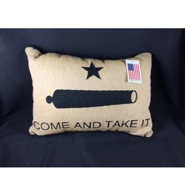 Texas Pillow - Come and Take It