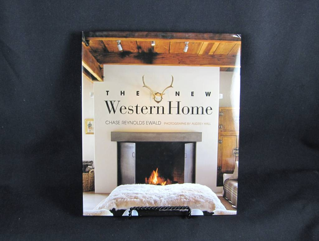 """Book: """"New Western Home"""""""