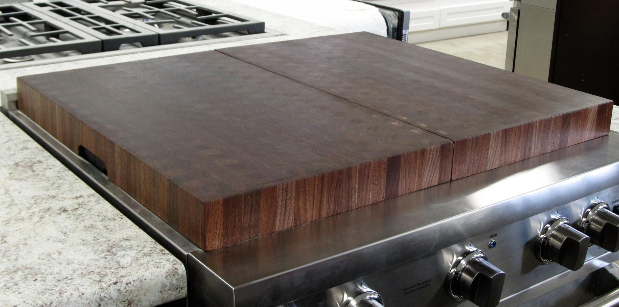 Richard Rose Culinary Custom Stove Top Covers 6 Burner