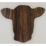 Richard Rose Culinary Cow Edge Grain Board