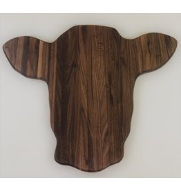 Richard Rose Culinary Cow Edge Grain Board