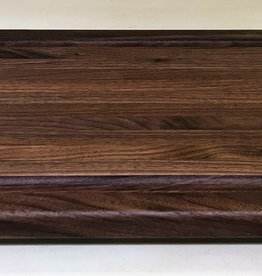 Richard Rose Culinary Edge Grain Walnut Cutting Board with juice groove
