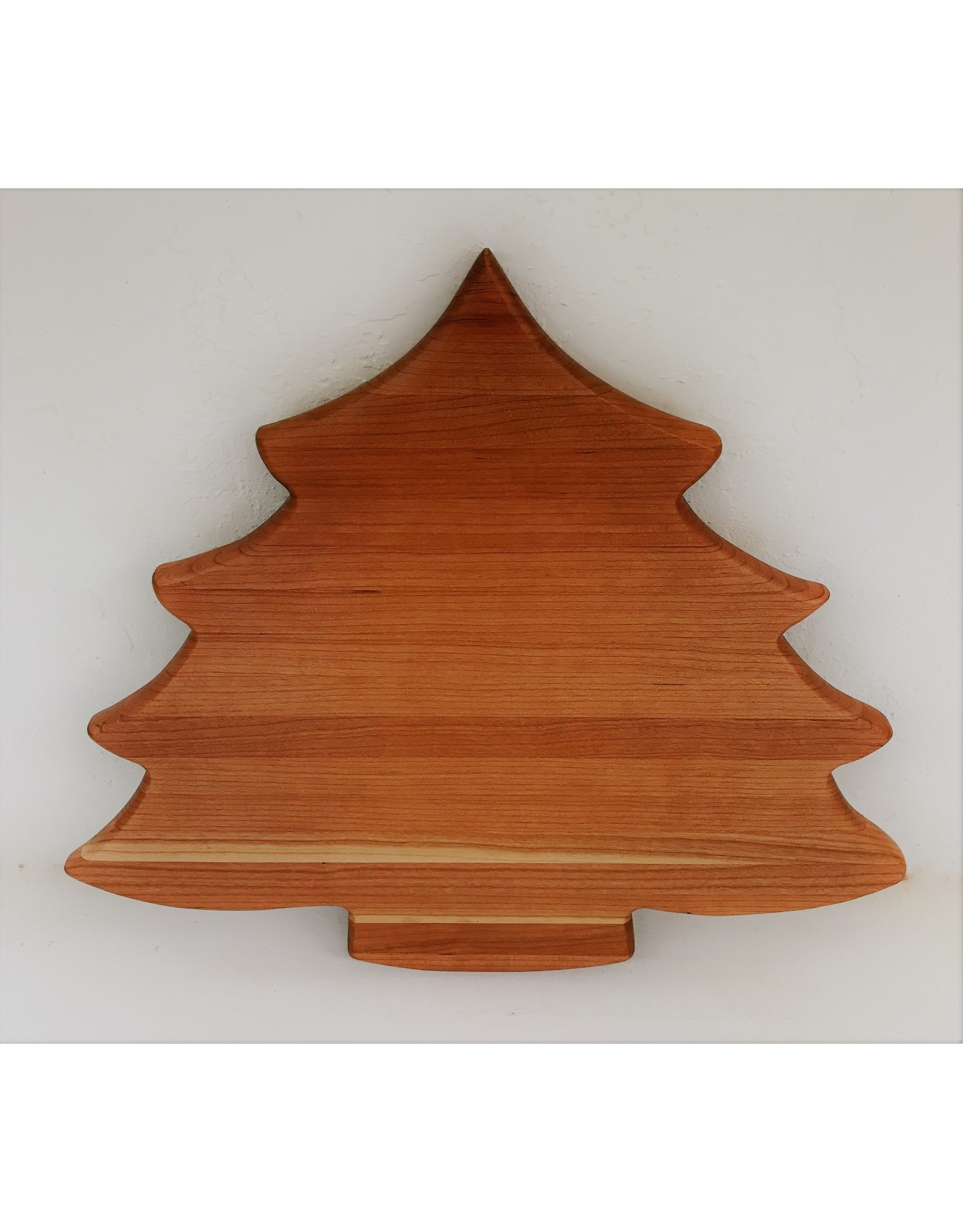 Richard Rose Culinary Christmas Tree Edge Grain Board