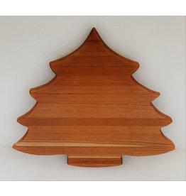 Richard Rose Culinary Christmas Tree Edge Grain Board