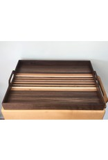 Richard Rose Culinary Edge Grain Ottoman Tray