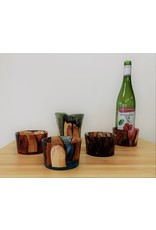 Ronald Bemmann Wine Bottle Coasters