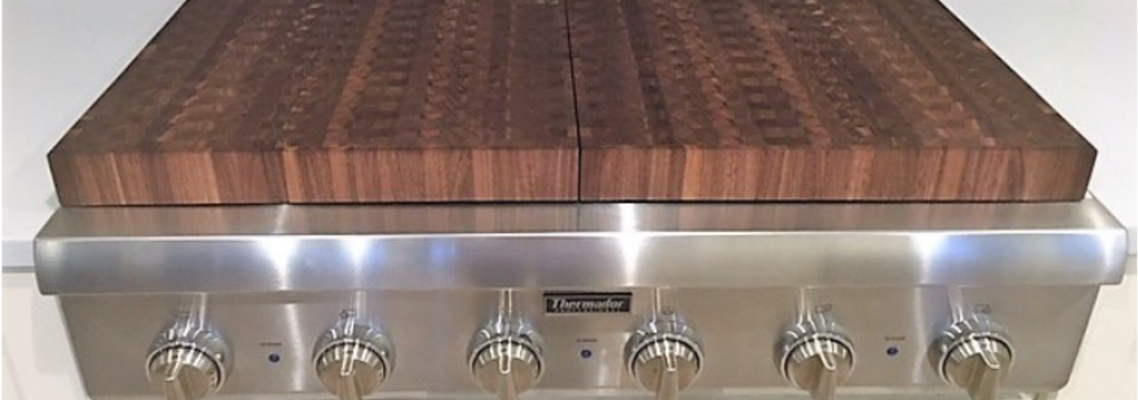 Order a custom Stovetop Cover!
