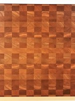Richard Rose Culinary End Grain Cutting Board-Cherry 18 x 12 x 3/4