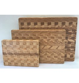 Richard Rose Culinary End Grain Ash Cutting Board