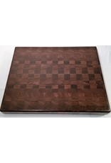 Richard Rose Culinary End Grain Cutting Board Walnut