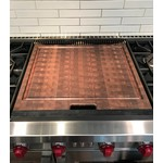 Richard Rose Culinary Juice Groove for Stove Top Cover/Griddle