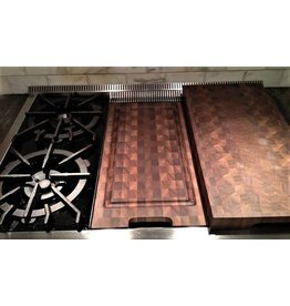 Richard Rose Culinary Custom Griddle Inset Cover