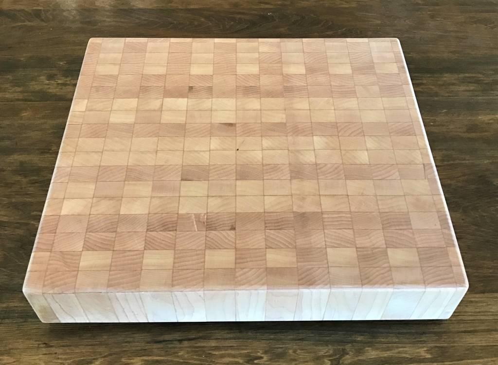 End Grain Butcher Block Cutting Boards And More