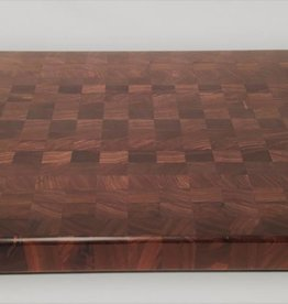 Richard Rose Culinary End Grain Walnut Cutting Board