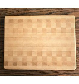 Richard Rose Culinary End Grain Cutting Board-Maple