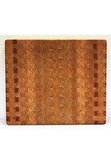 Richard Rose Culinary End Grain Cutting Board-Red Oak
