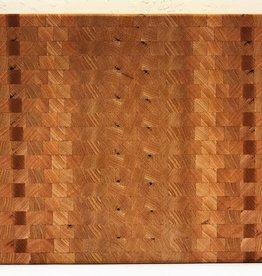 Richard Rose Culinary End Grain Red Oak Cutting Board