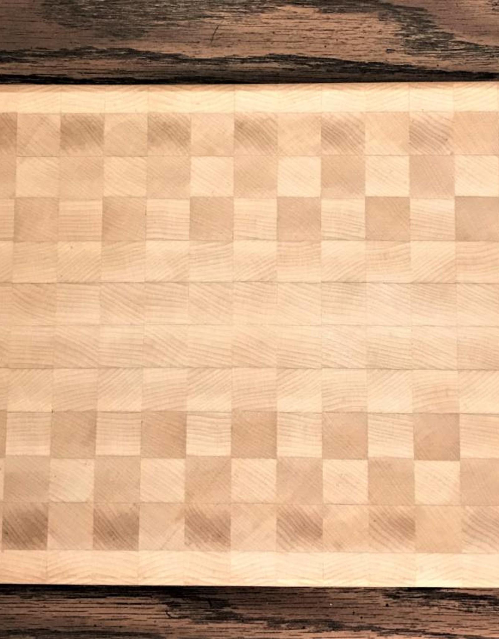 Richard Rose Culinary End Grain Cutting Board-Maple