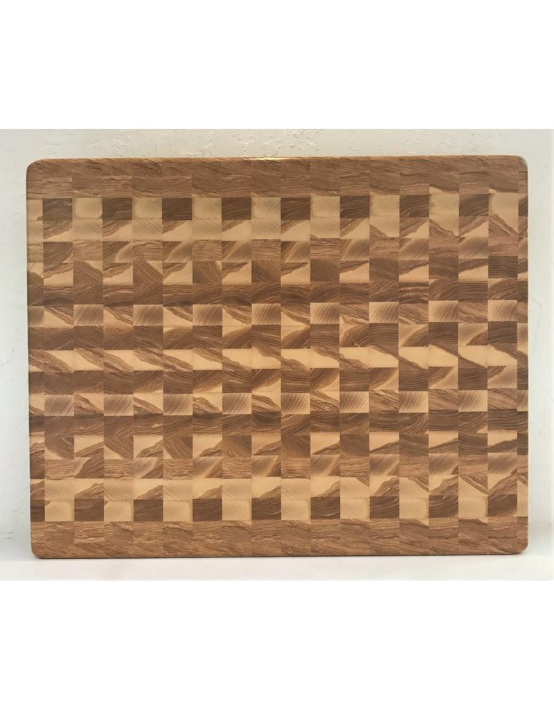 Richard Rose Culinary End Grain Cutting Board-Ash