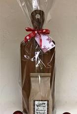 Richard Rose Culinary Bread Board/Mix & Spreader Gift Set