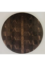 Richard Rose Culinary End Grain Round Cutting Board