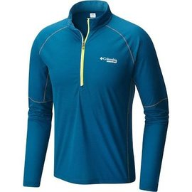 Columbia Columbia Titan Ultra Men's Ultra Half Zip LS Run Shirt