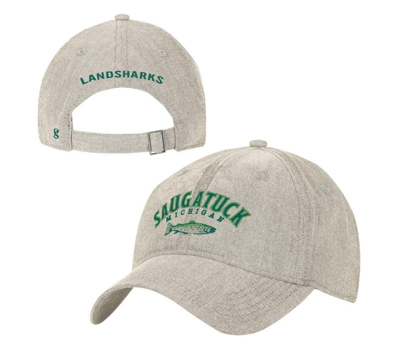 Gear For Sports Arched Saugatuck Michigan Over Trout, Khaki, O/S