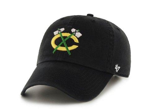 47 Brand 47 Brand Blackhawks Tomahawk Hat