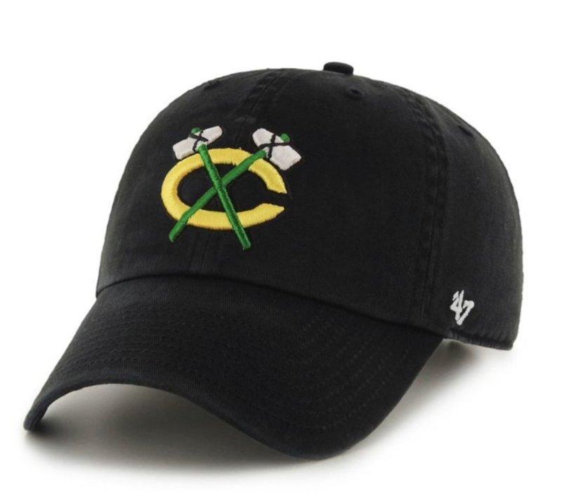 47 Brand Blackhawks Tomahawk Hat