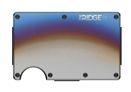 The Ridge The Ridge Titanium Cash Strap