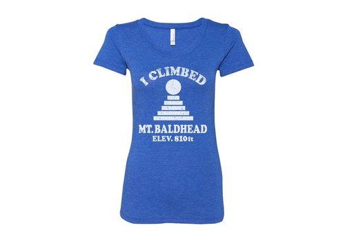 Tee See Tee Women's Mt Baldhead Tee