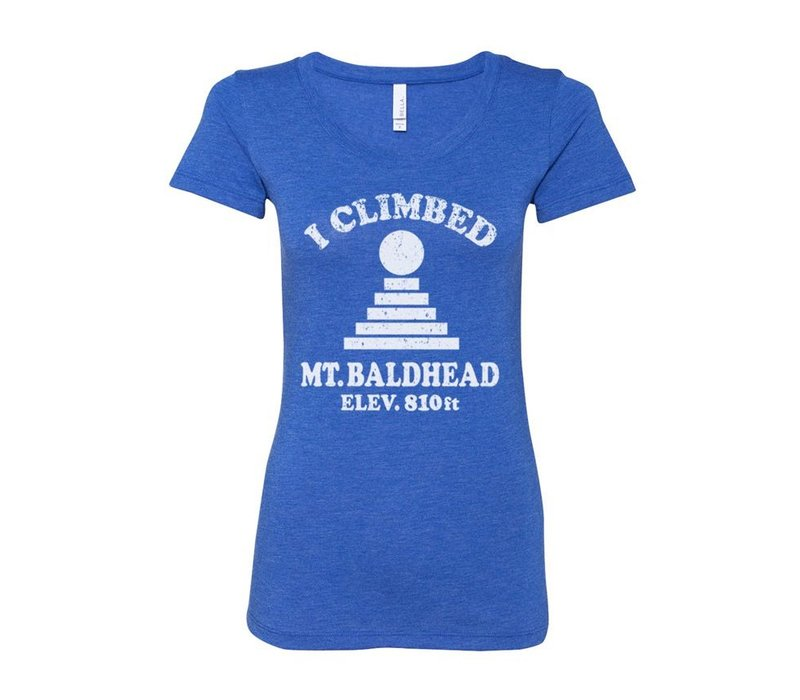 Women's Mt Baldhead Tee
