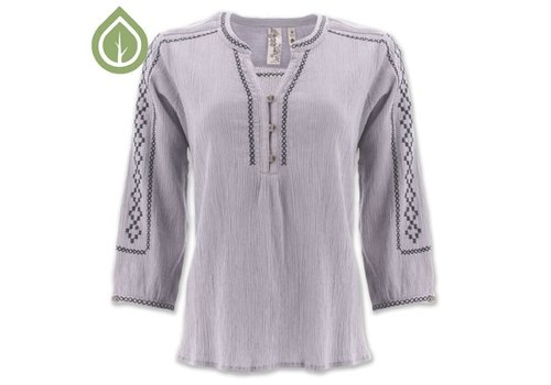 Aventura Aventura Hartley Peasant Top
