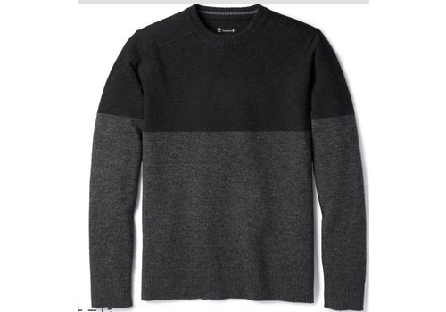 Smartwool Smartwool M Sparwood Colorblock Crew Sweater