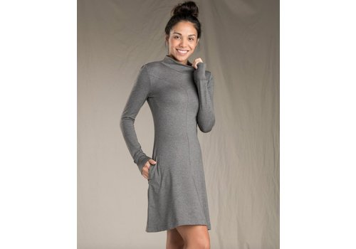 Toad & Co Toad & Co Fernview LS Dress