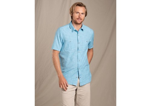 Toad & Co Toad & Co Smythy SS Shirt