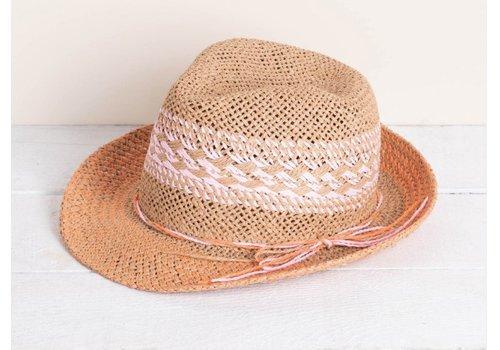 Hatley Hatley Braided Fedora Hat